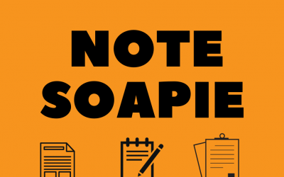 Note Soapie ou Document Soapie