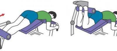 Alternatives d'exercices au leg curl sur machine